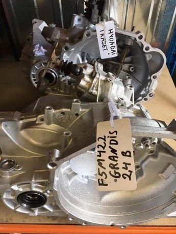 Skrzynia biegów Mitsubishi Outlander F5M422 po regeneracji 2.4 benzyna