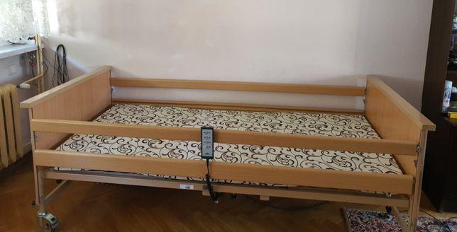 Sprzedam łóżko rehabilitacyjne BEZ MATERACA