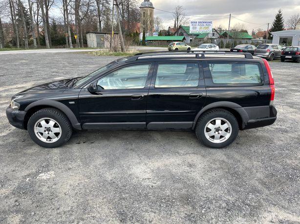 Volvo xc70 awd 2001 r 2,4 benzyna