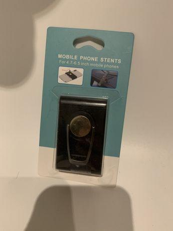 Phone stand apoio para ver filmes telemóvel mãos livres