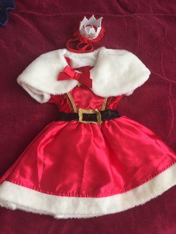 Продам новогодний наряд, костюм на 18 месяцев