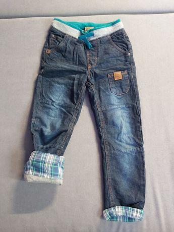Spodnie ocieplane cool club 116