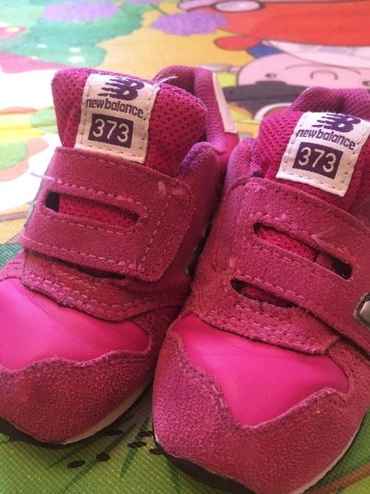 Кроссовки для девочки NB оригинал,кросівки для дівчинки Житомир - изображение 1