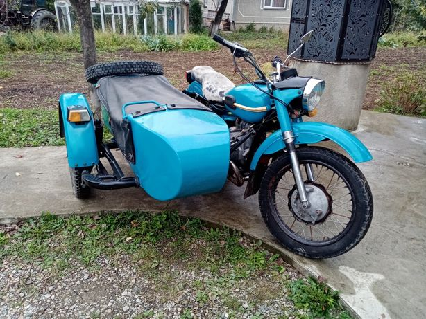 Урал 650 сс 1988