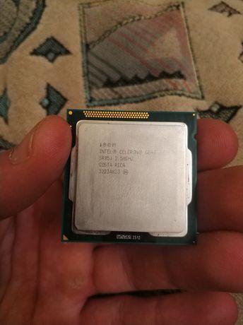 Intel celeron g540 2.5 ГГц.