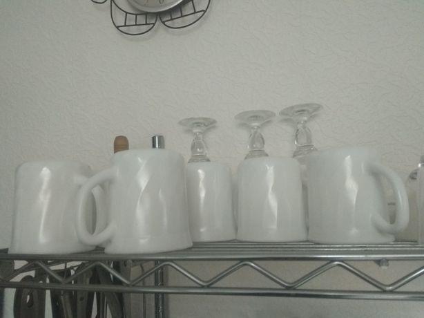 Продам посуду. Чашки, тарелки и т.д