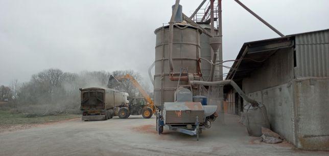 Купуємо зерно.Послуги сушки та зберігання зернових