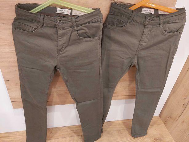 Spodnie dla bliźniaków firmy ZARA