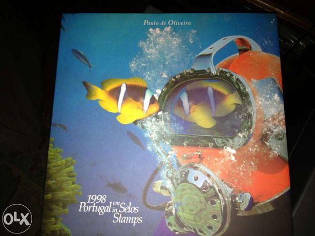 Portugal em selos expo 98
