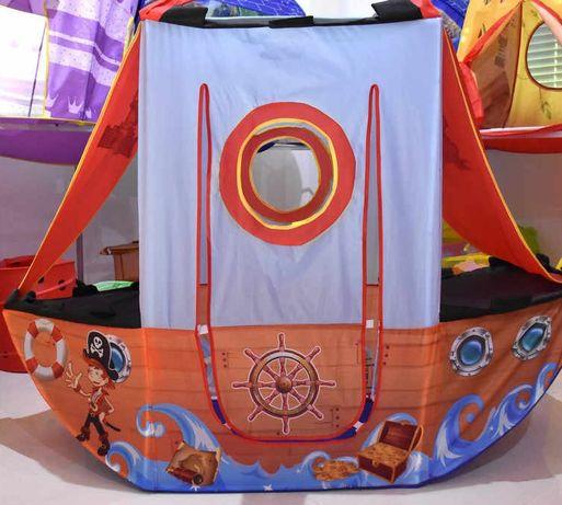"""Детская палатка """"Пиратский корабль"""""""