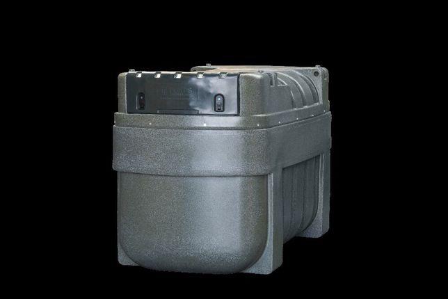 Zbiornik na paliwo 2500 litrów OKAZJA ! Agroline Fortis dwupłaszczowy