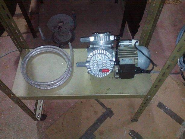 Motor vácuo duas cabeças
