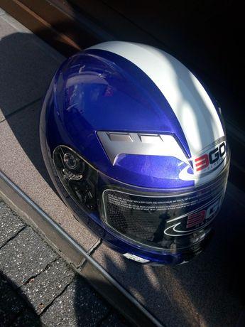 Kask motocyklowy ego