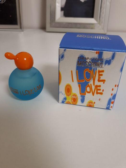 Moschino I love love миниатюра 5 мл пробник духи парфуми Калуш - изображение 1