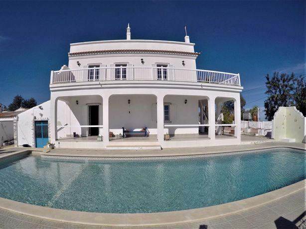 Casa ferias Tavira - piscina privada e vista mar