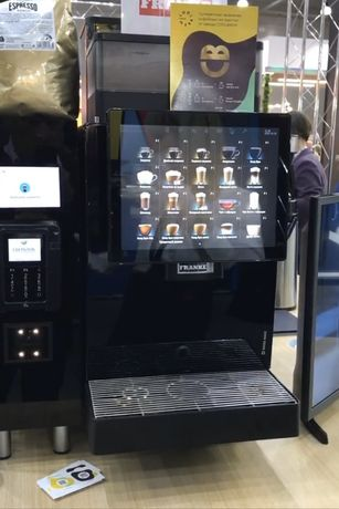 Аренда кофемашины, кофеварки Saeco, Franke, WMF, Philips, Delonghi, Ju
