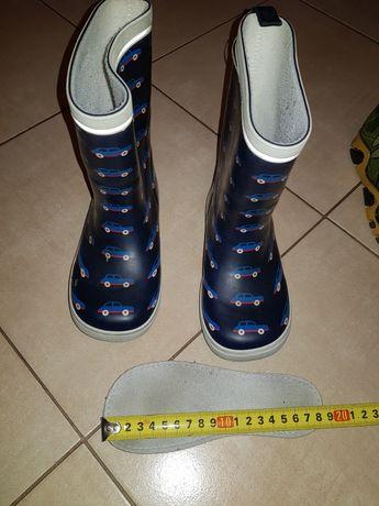 Kalosze dziecięce tretorn r.28 (18cm)