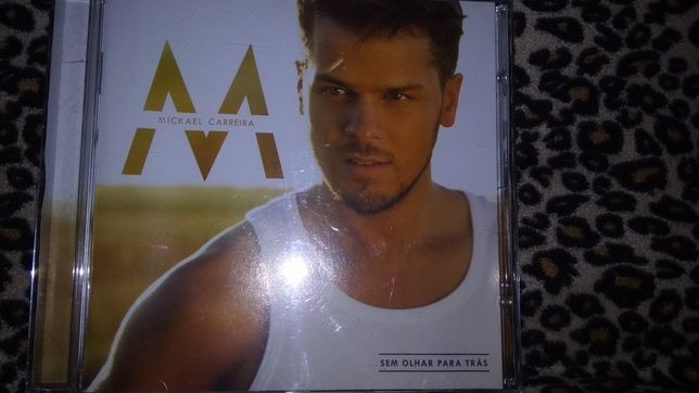 CD• Mickael Carreira -Sem Olhar Para Traz