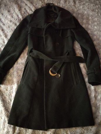 Płaszcz szlafrokowy przewiązywany ZARA 36 S nowy