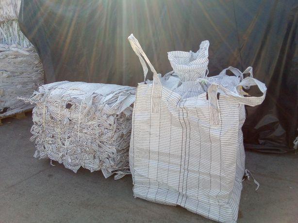 Worki Big Bag Używane na złom lub metale kolorowe 1m3 udzwig 1000kg