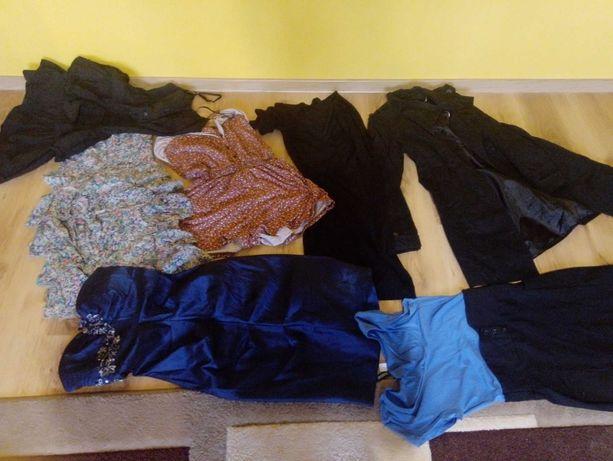 MEEEGA PAKA 85 sztuk ubran