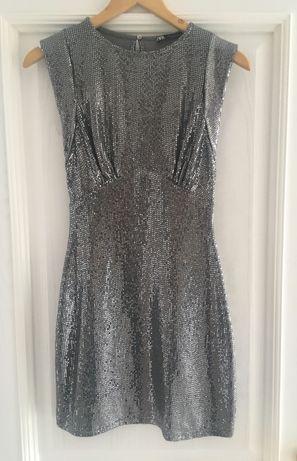 Платье Zara нарядное