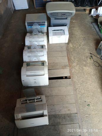 Принтер Samsung, Canon, HP