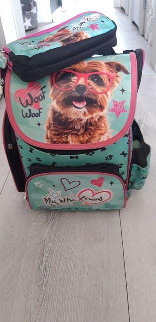Plecak szkolny- używany.