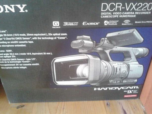 Відео камера Sony