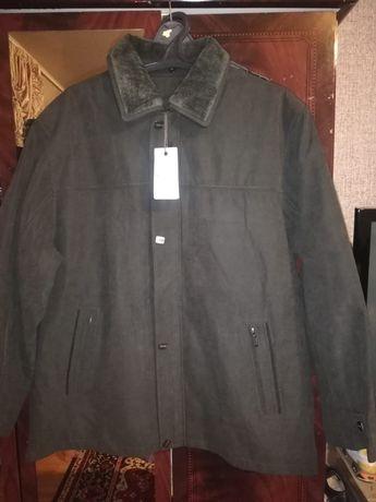Мужские тёплые куртки, больших розмеров.