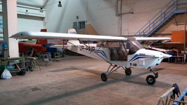 Легкий самолет Т-10 Авиа-Тор