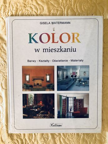 Książka - Kolor w mieszkaniu