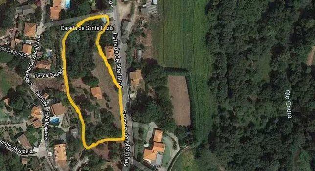 Quinta em Vilar de Mouros  - Casa em Pedra  com 6658m2