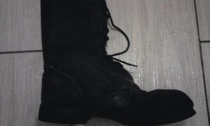 Ботинки рабочии Донецк - изображение 1