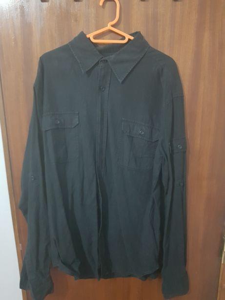 Camisa preta, Salsa