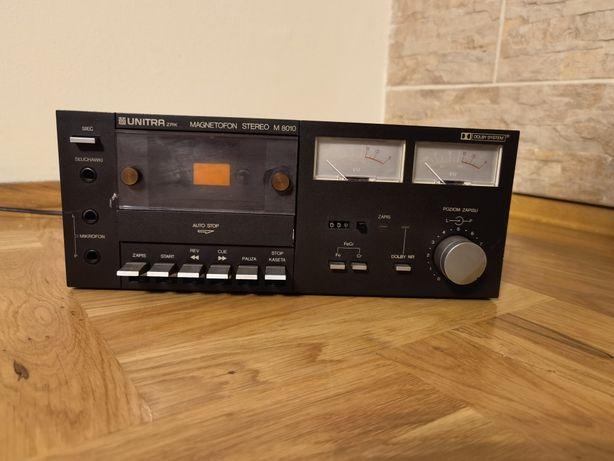 Magnetofon Unitra ZRK M8010