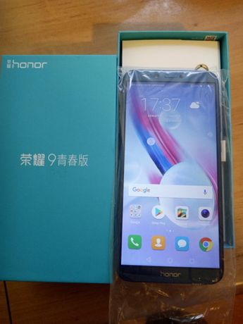 Huawei honor 9 lite 3/32gb + smartwatch sluchawki gwarancja