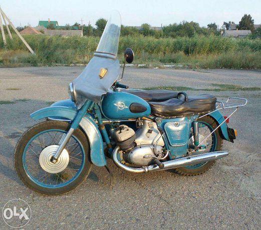 Продам мотоцикл ИЖ юпитер 2 К