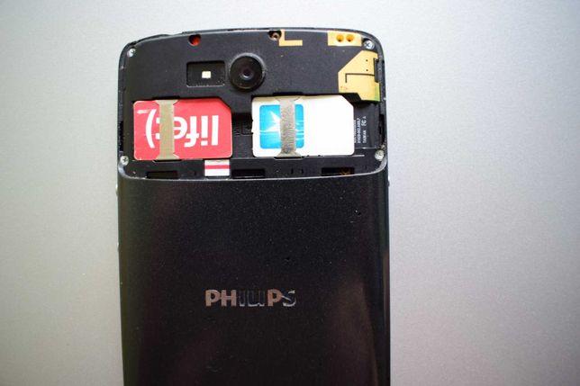 Телефон Philips Xenium