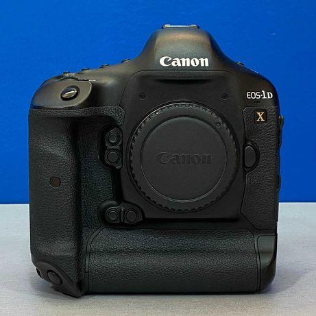 Canon EOS-1D X (Corpo) - 18.1MP