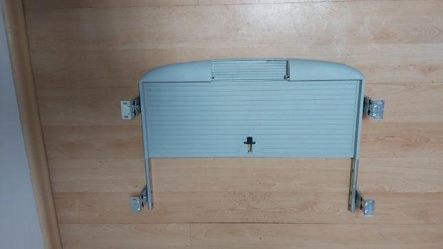 Półka pod klawiaturę firmy GTV - szara