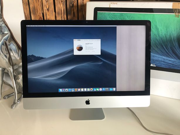 Apple iMac Core i5 2.9 27-Inch (Late 2012) OKAZJA RETINA model A1419