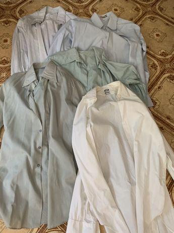 Школьные рубашки на подростка все за 150 грн