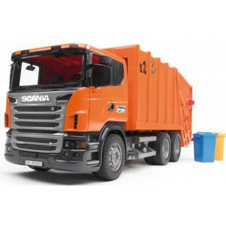 Мусоровоз Scania Bruder ( Брудер) 03560