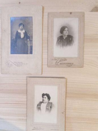 Fotos antigas preto e branco de vários fotógrafos da época