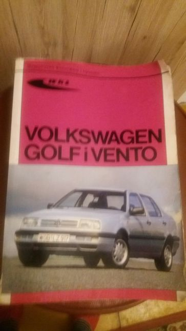 Książka golf i vento