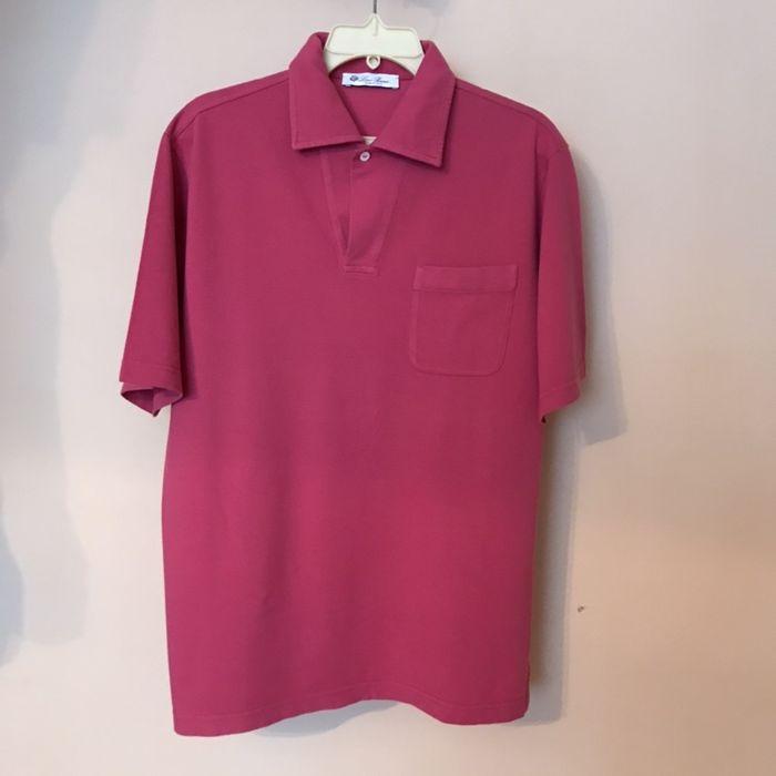 Loro Piana Vintage Polo Shirt Винтажное Поло Рубашка Иршава - изображение 1
