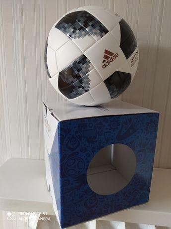 Piłka Adidas Telstar 18 roz.5 FIFA Russia Mundial