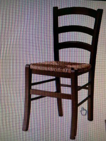 Продам итальянский стул б/у с сидением соломка