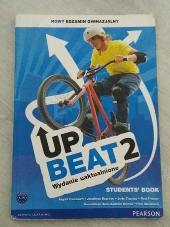 Up beat 2 student book